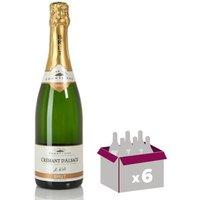Carton de 6 KOLB Crémant d'Alsace - Blanc - 75 cl x6