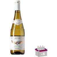Chignin cuvée Vin de Savoie - Blanc - 75 cl x6