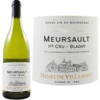 Henri de Villamont Meursault 1er Cru Blagny Gra...