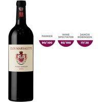 Clos Marsalette 2015 Pessac-Léognan - Vin rouge de Bordeaux