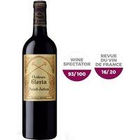 Château Gloria 2015 Saint Julien - Vin rouge de Bordeaux