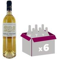 Château Ponteney AOC Cadillac 2015 Blanc liquoreux - Vin blanc