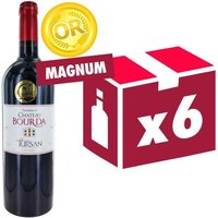 Magnum Premium Château BourdaTursan - Vin Rouge