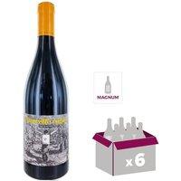 MAGNUM Ombre de Sages L'esprit du Vent AOP Corbières 2016 - Vin rouge