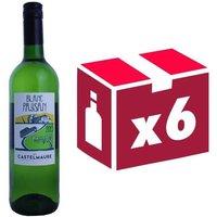 Le Blanc Paysan Corbières 2015 - Vin blanc x6