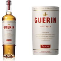 Pineau Guerin Pear Blanc  17° 75 cl
