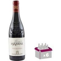 Alain Jaume Château Mazane Vacqueyras 2014 - Vin rouge
