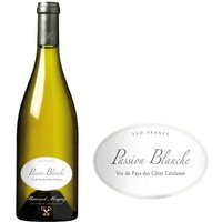 BERNARD MAGREZ Passion Blanche Côtes de Catalanes 2012 - Vin blanc - 75 cl