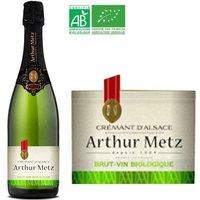 Arthur Metz Bio Crémant d'Alsace AOP