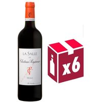 La Salle de Château Poujeaux Moulis-en-Médoc Bordelais 2011 - Vin rouge