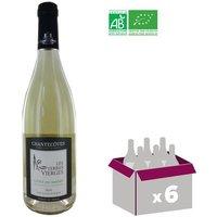 CHANTECÔTES Les Terres Vierges Côtes du Rhône - Blanc - 75 cl x6