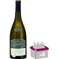 Cellier Des Dauphins Signature Côtes du Rhône - Vin Blanc - 75 cl - AOC