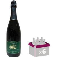 DOMAINE DUTERTRE Crémant de Loire Cuvée St Gilles - Blanc - 75 cl x 6
