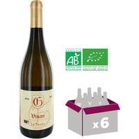 Domaine la Guintrandy Côtes du Rhône Visan Bio 2016 - Vin blanc