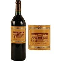 Croix de Beaucaillou 2003 Saint-Julien - Vin rouge de Bordeaux