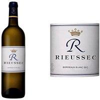 R de Rieussec Bordeaux Blanc Sec 2012 x1