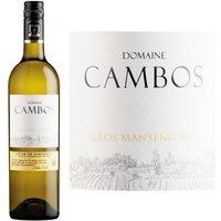 Domaine de Cambos IGP Côtes de Gascogne Gros ma...