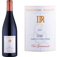 Dauvergne Ranvier 2014 Lirac - Vin rouge des Côtes du Rhône