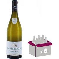 Domaine Borgeot Vieilles Vignes Chassagne Montrachet 2015 - Vin blanc