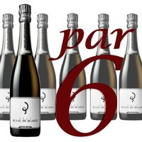 Billecart-Salmon Blanc de Blanc x6