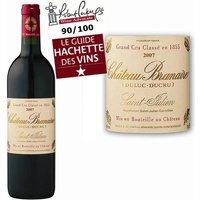 Château Branaire Duluc-Ducru 2007 Saint-Julien Grand Cru - Vin rouge de Bordeaux