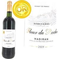 Fleur de Roche 2009 Madiran - Vin rouge du Sud Ouest