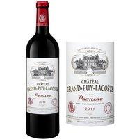 Château Grand Puy Lacoste 2011 Pauillac - Vin rouge de Bordeaux