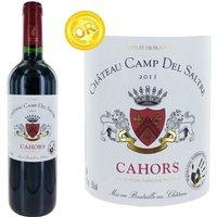 Château Camp De Saltre 2011 Cahors -Vin rouge du Sud Ouest