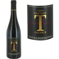 Château de Talancé 2016 Coteaux Bourguignons - Vin rouge de Bourgogne