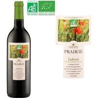 Amédée Prairie 2012  Lubéron - Vin rouge de Provence-Alpes Côte d'Azur - Bio