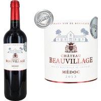 Château Beauvillage 2013 Médoc - Vin rouge de Bordeaux