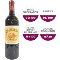 Clos L'Eglise 2011 Pomerol - Vin rouge de Bordeaux