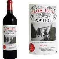 Clos René 2013 Pomerol - Vin rouge de Bordeaux