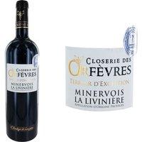 Closerie des Orfèvres 2013 Minervois La Livinière - Vin rouge du Languedoc Roussillon