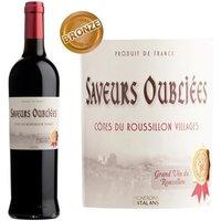 Saveurs Oubliées 2013 Côtes du Roussillon Villages - Vin rouge du Languedoc Roussillon