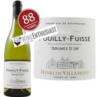Henri de Villamont Pouilly Fuissé