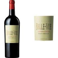 Château Belle Vue 2014 Haut Médoc - Vin rouge de Bordeaux