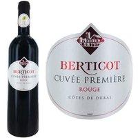 Berticot Cuvée Première Côtes de Duras Rouge 20...
