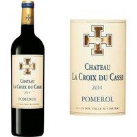 Château La Croix Du Casse 2014 Pomerol - Vin rouge de Bordeaux