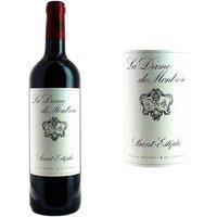 La Dame De Montrose 2014 Saint Estèphe Grand Cru - Vin rouge de Bordeaux