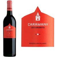Caramany 2014 Les Granits - Vin rouge des Côtes du Roussillon