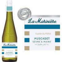 La Marinière Muscadet S.M. sur Lie Blanc 2014