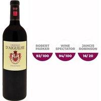 Château d'Aiguilhe 2015 Castillon Côtes de Bordeaux - Vin rouge de Bordeaux