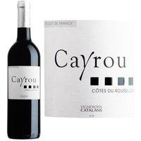 Cayrou 2016 Côtes du Roussillon - Vin rouge du Languedoc Roussillon