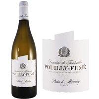 Domaine Fontenille Pouilly Fumé Val de Loire 2017 - Vin blanc