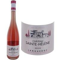 Château Sainte-Hélène AOP Languedoc 2016 - Vin rosé