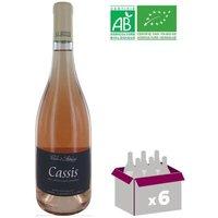 Clos d'Albizzi AOP Cassis 2016 - Rosé BIO x 6