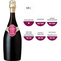 Champagne Gosset Grand Rosé 37,5 CL