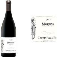 Coron Père & Fils 2011 Morgon - Vin rouge de Bourgogne