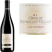Les Pierres 2013 Côtes du Roussillon Villages - Vin rouge du Languedoc Roussillon